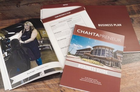 Choctaw Nation's award-winning Chahtapreneur Business Guide
