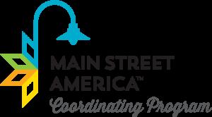 Main Street Coordinating Program Logo