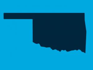 Oklahoma state shape