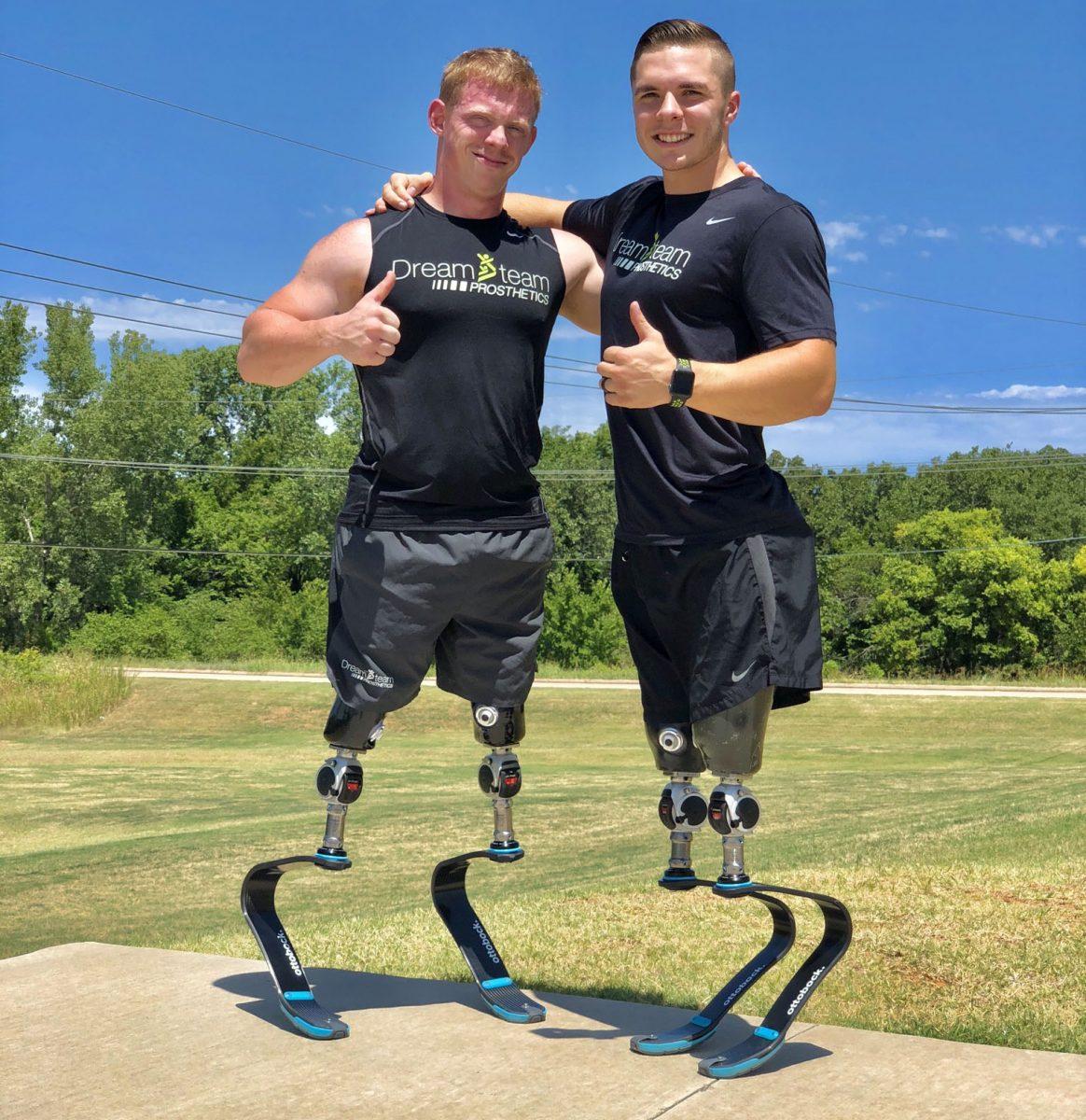 Trevor Bunch and Seth Alexander