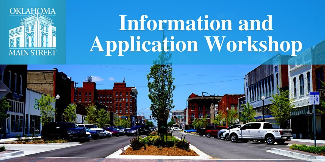 Main Street Information and Application Workshop