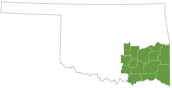 Oklahoma Commerce Southeast Region