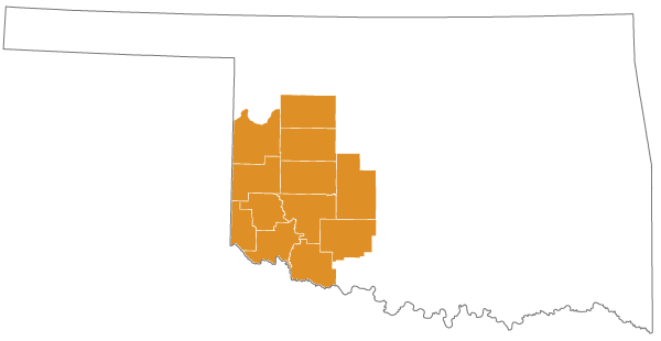 Oklahoma Commerce Western Region
